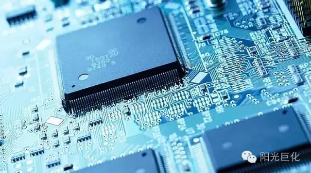 是电子信息产业中超大规模集成电路,液晶显示面板,太阳能电池,电子元